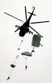 مانور نظامی در مینسک بلاروس