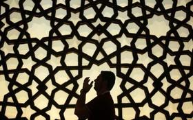 ماه رمضان در مسجد خالدی در غزه