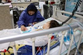 مرگ دختر بچه ۳ ساله پس از خوردن آلوچه