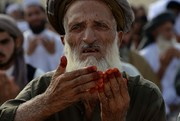 (تصاویر) عید فطر در کشورهای مختلف