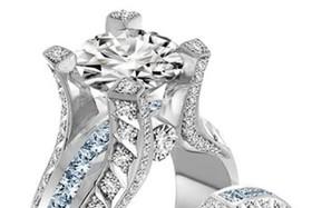گران ترین حلقه های ازدواج در دنیا +تصاویر