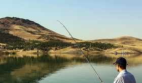 جشنواره ماهیگیری در سنندج و ارومیه