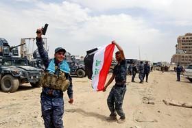 جشن آزادی موصل در عراق