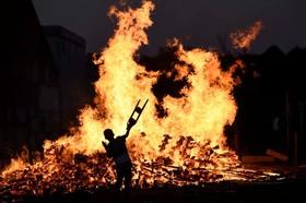 آتش باز دوازده جولای در ایرلند شمالی