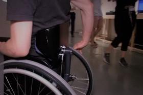 صندلی چرخدار جدید