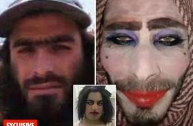 فرار داعشی ها از موصل با لباس و آرایش زنانه!+تصاویر