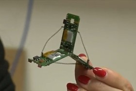 اوریگامی و ربات های جدید