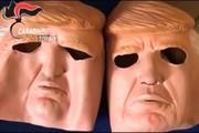 دستگیری برادرانی که با ماسک ترامپ قصد دزدی از بانک داشتند