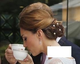 مدل مو زنان سلطنتی، از فرح پهلوی تا کیت میدلتون