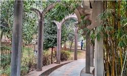 باغ «حواس پنجگانه» زیباترین مکان گردشگری در شبهقاره+ تصاویر
