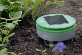 باغدار خودکار برای حذف علف های هرز