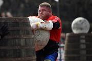 (تصاویر)مسابقه قویترین مرد جهان