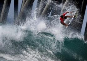 مسابقات بین المللی موج سواری در آمریکا