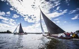 مسابقات قایق سواری در هلند