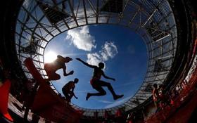 مسابقات سه هزار متر قهرمانی دو مردان جهان در انگلیس