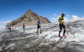مسابقه دو در ارتفاعات سوئیس