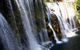 مسابقات پرش از آبشار در بوسنی هرزگوین