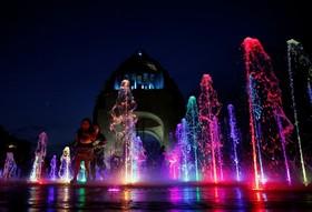 پارک آبی در مکزیک