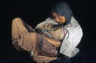 مومیایی پانصد ساله که معتاد به کوکائین بود +تصاویر