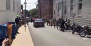 (تصاویر) سه کشته و ده ها زخمی در تظاهرات نژادپرستان آمریکا