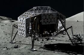 تماس تلفنی با ماه محقق می شود