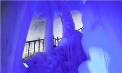 این غار یخی 3 میلیون سال قدمت دارد+تصاویر