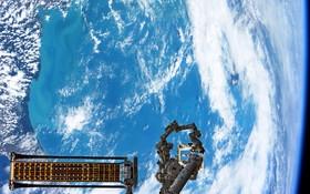 (تصاویر) مناظر زیبایی از کره زمینه از دید ساکنان ایستگاه فضایی بین المللی