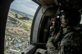 یک عملیات نظامی مشترک آمریکا و کره جنوبی در پیونگ تک