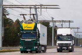 آلمان، بزرگراه الکتریکی می سازد