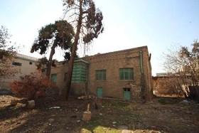 خانه قدیمی سپهبد امیراحمدی تخریب شد