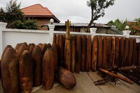 انفجار بمب زمان جنگ در ویتنام ۶ کشته برجا گذاشت