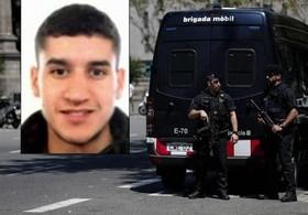 عامل حملات تروریستی بارسلون