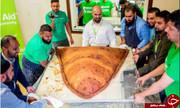 پخت بزرگترین سمبوسه جهان در لندن+ تصاویر