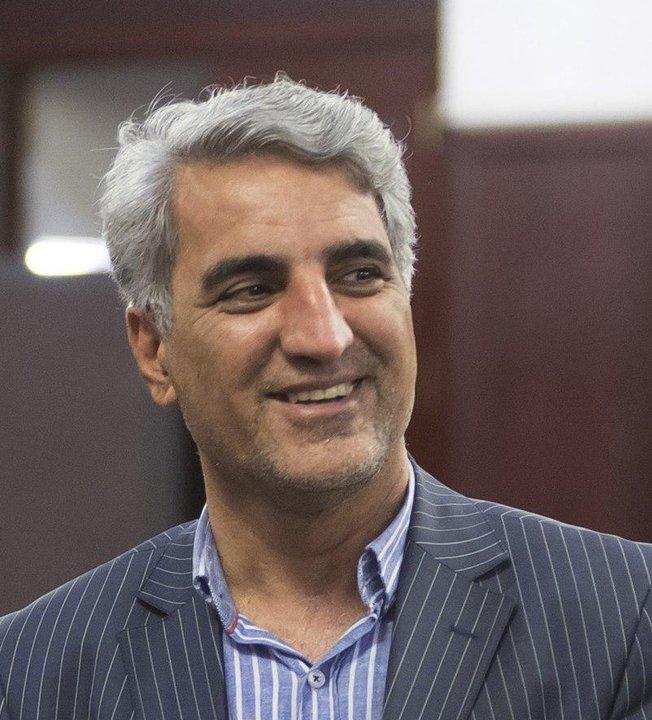 داریوش محمودی