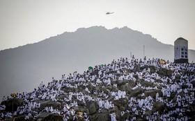 کوه عرفات در مکه