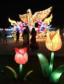 فستیوال فانوس در اندونزی