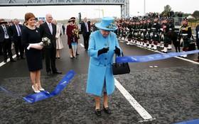 افتتاح پل جدید معلق در استکاتلند