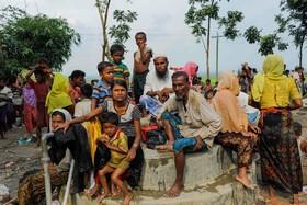 آوارگان روهینگای در بنگلادش