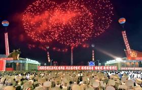 جشن اتمی در پیونگ یانگ کره شمالی