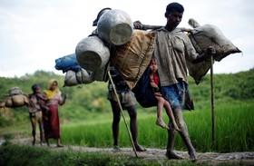 آوارگان روهیگای در بنگلادش