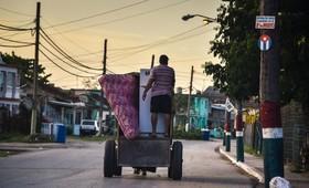 تخلیه خانه ها در کوبا در وحشت از توفان ایرما