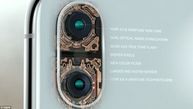 (تصاویر) مراسم رونمایی از محصول جدید اپل هشت در ساختمان جدید این شرکت