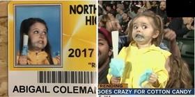 عکسهای جالب کارت شناسایی دانشآموزان دبیرستان دیترویت