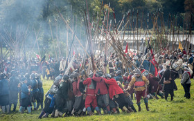 بازسازی جنگ های داخلی انگلیس