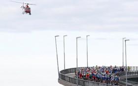 مسابقه دوچرخه سواری جهانی در نروژ