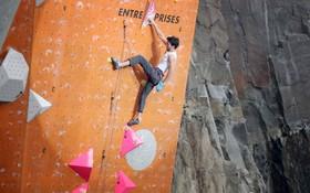 مسابقات جهانی صخره نوردی در اسکاتلند