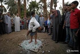 پسردوازده ساله مصری توانایی های خاصی دارد که مورد توجه محافل خبری قرار گرفته است