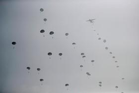 مانور نظامی کره جنوبی در پیونگ تک به مناسبت روز ارتش
