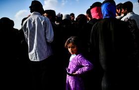 آوارگان سوری در رقه