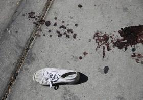 عکسی از محل حادثه حمله تروریستی در لاس وگاس آمریکا با بیش از 58 کشته